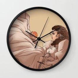 Falling... Wall Clock