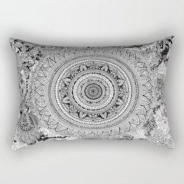 Ancient Ruins Rectangular Pillow