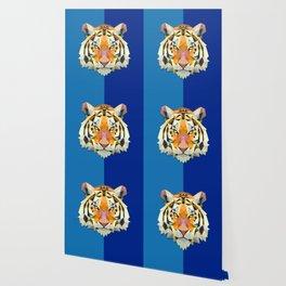 Graphic Tiger Wallpaper