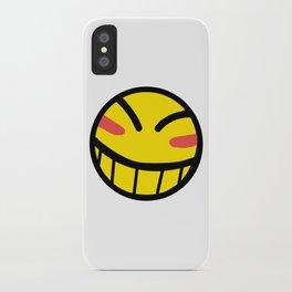 Cowboy Bebop - Hacker Smile iPhone Case