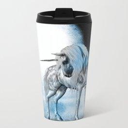 Winter Dreams Metal Travel Mug