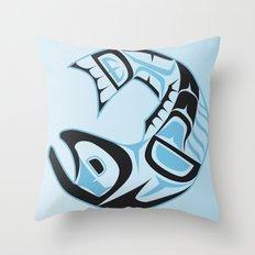 Tattoo Art Print Throw Pillow