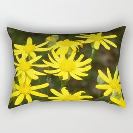 Squaw Weed 1 Rectangular Pillow