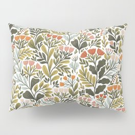 Month of May ~ white Pillow Sham