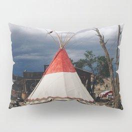 western teepee Pillow Sham