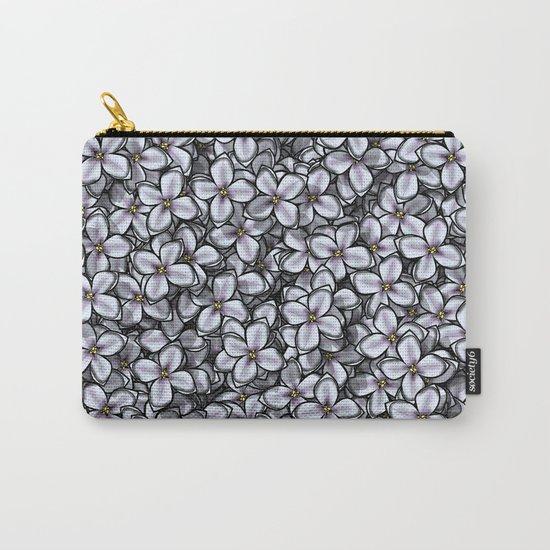 Syringa Carry-All Pouch