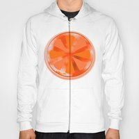 Orange Essence  Hoody