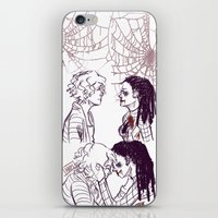 cosima iPhone & iPod Skins featuring Spidey!Cosima 2 by the-haps