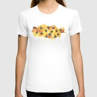 honeycomb T-shirts featuring Honeycomb by sidilts