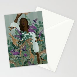 A Garden of Possibilities Stationery Cards