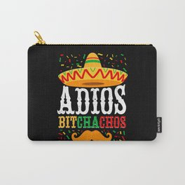 Cinco De Mayo Adios Bitchachos Carry-All Pouch