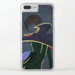 Zero Clear iPhone Case