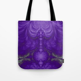 Fractal Abstract 60 Tote Bag