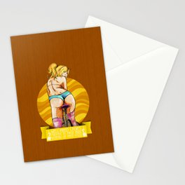 Go ride! Stationery Cards