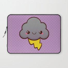 Stormy Cloud Laptop Sleeve
