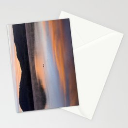 Out of the Depths (Sunrise on Lake George) Stationery Cards