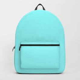 color ice blue Backpack