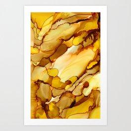 ARIZONA CANYONS II Art Print