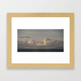 Road to Jura Framed Art Print