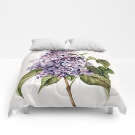 Lilac Branch Comforters