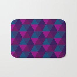 Hexagons 1 Bath Mat