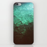pool iPhone & iPod Skins featuring Pool by Dulcinee