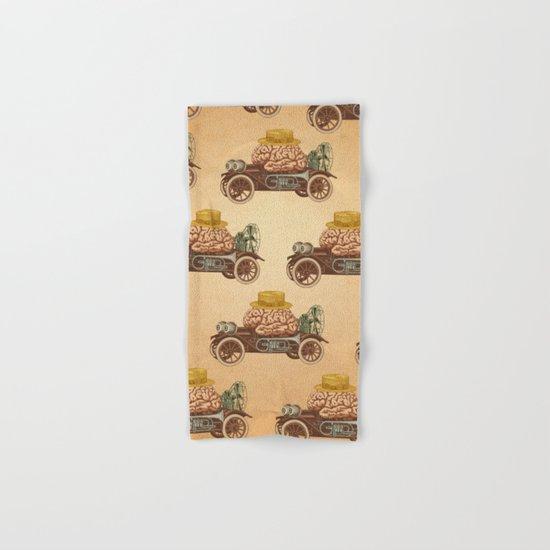 Intelligent Car Hand & Bath Towel