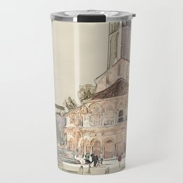 Venice Murano Chiesa Travel Mug