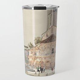 Venice Murano Chiesa Travel Mug