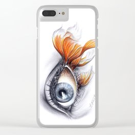 All I See is a Sea Clear iPhone Case