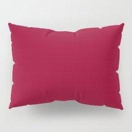 Wine Burgundy Pillow Sham