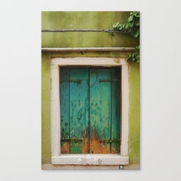 Full of color Canvas Print