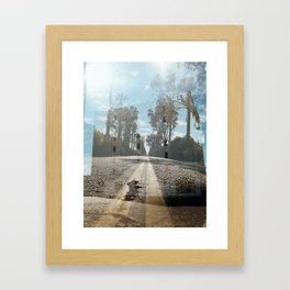 Chandler Road Framed Art Print