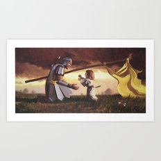 For Our Children Art Print