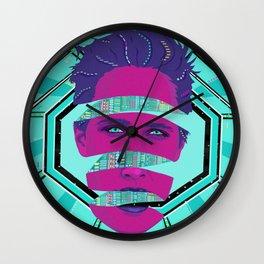 Space Shuttle Of Dread Wall Clock