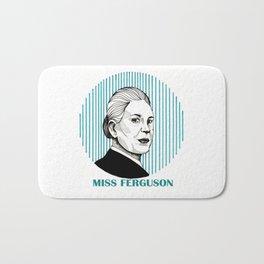 Wentworth | Miss Ferguson Bath Mat