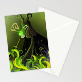 Malefica Poison Queen Stationery Cards