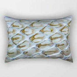 TEXTURE COCODRILO Rectangular Pillow
