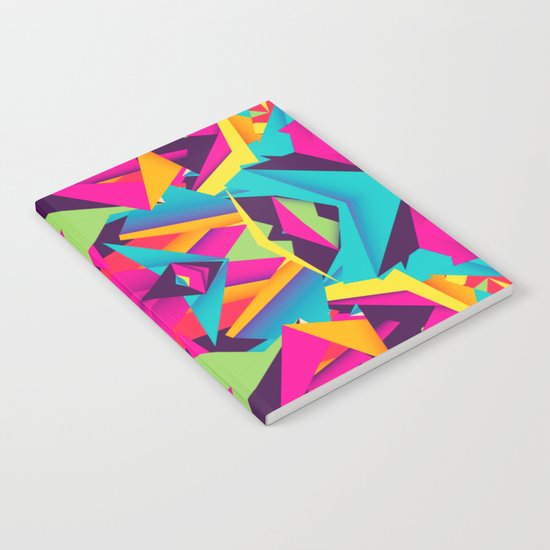 Friendly Color Notebook