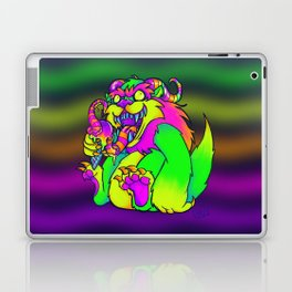 Ice Cream Fiend Laptop & iPad Skin