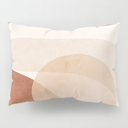 Abstract Minimal Shapes 16 Pillow Sham