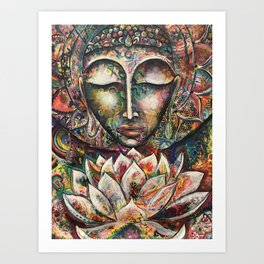 Creative Goddess from Gathering of the Creatives Art Print