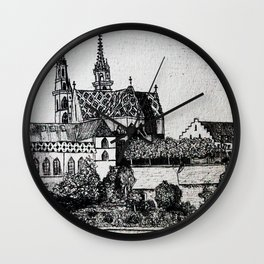 The Munster Wall Clock