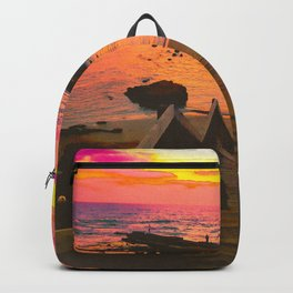 You Never Have To Chase What Wants To Stay. Backpack