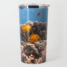 Soma bay Fish Travel Mug