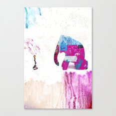 Set Up Canvas Print