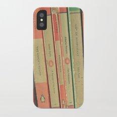 Read to Me Slim Case iPhone X