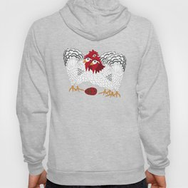 12 Days of Christmas 3 French Hens Hoody