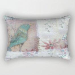 Bird Dream Rectangular Pillow