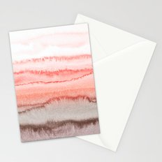 WITHIN THE TIDES CORAL DAWN Stationery Cards